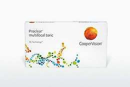 Piilolinssit Cooper Vision Proclear multifocal XR [D-Linse] PCMX6D